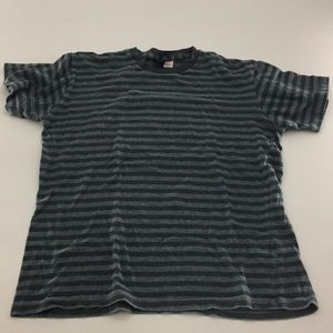 BDG urban outfitters striped tee medium